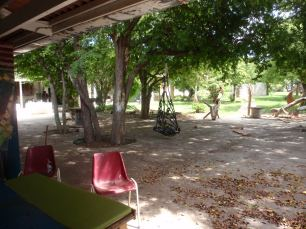 The IBB Courtyard