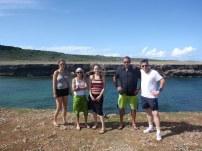 Marijn, Willy, Holly, Erik and David