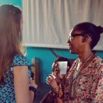 Anna in conversation with Janice Whittle