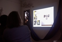 During Anna's presentation
