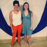 Alberta Whittle and Anna Christina Lorenzen