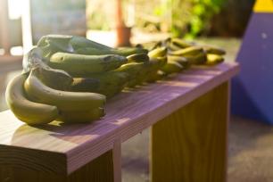 The bananas for Alberta Whittle's performance