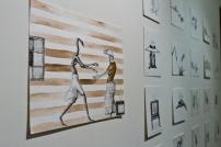 Work by Barbadian artist Versia Harris