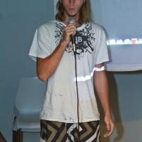 IBB student Dominic Schmetz