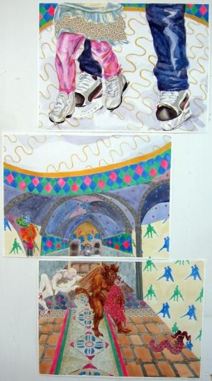 Sample of Marla Botterill's work