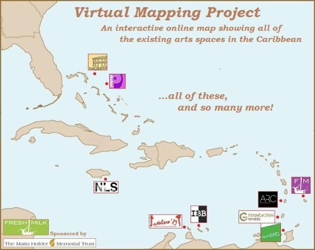 Virtual Map Flyer