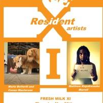 FRESH MILK XI flyer