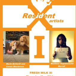 FRESH MILK XI flyer