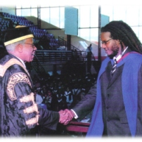 I'Akobi's graduation