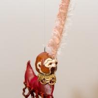 Marla Botterill and Conan Masterson's puppets