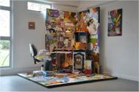 Evan Avery - Miniis room installation