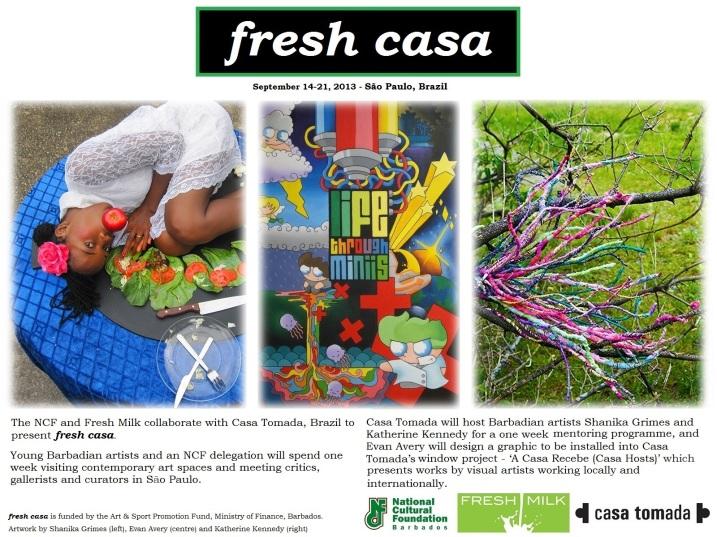 fresh casa flyer - English