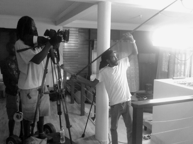 Hard work crew. Image by Sky LARC.