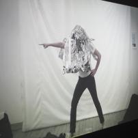Screening damali abrams' documentary Fresh Performance: Contemporary Performance Art in NYC & the Caribbean
