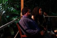 Audience members at FRESH MILK XIII