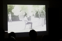 Screening damali abrams' documentary Fresh Performance: Contemporary Performance Art in NYC & the Caribbean