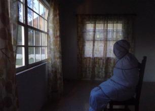 Video stills from Versia Harris' work in progress