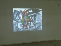 Work produced by IBB students out of their animation classes with Versia Harris