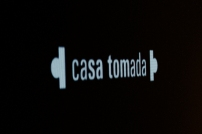 Video showing the installation on Evan Avery's work into Casa Tomada's 'A Casa Recebe' window project in Sao Paulo, Brazil