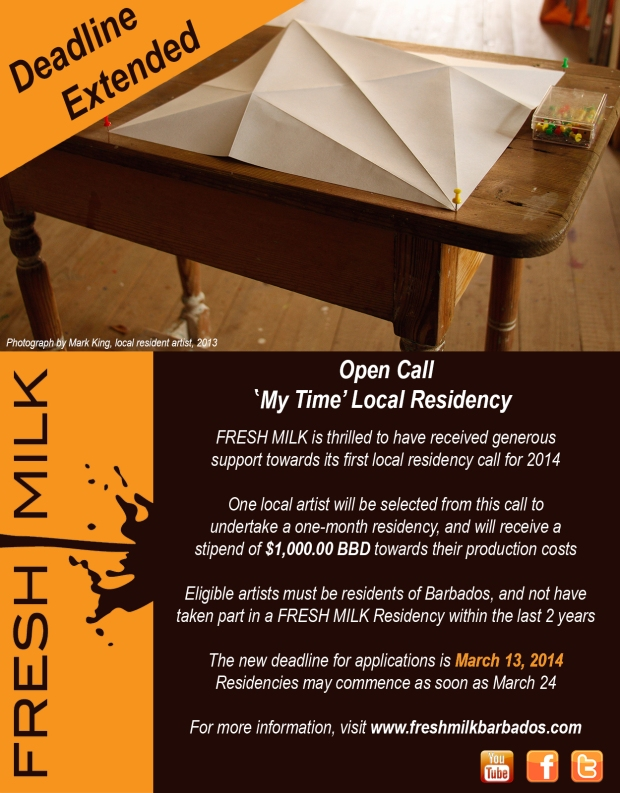 fm local residency call 2014 extension