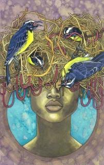 Work by Cherise Ward