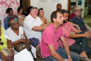 The audience at FRESH MILK XV.