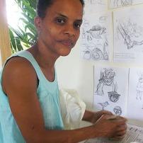 Juliana Inniss.