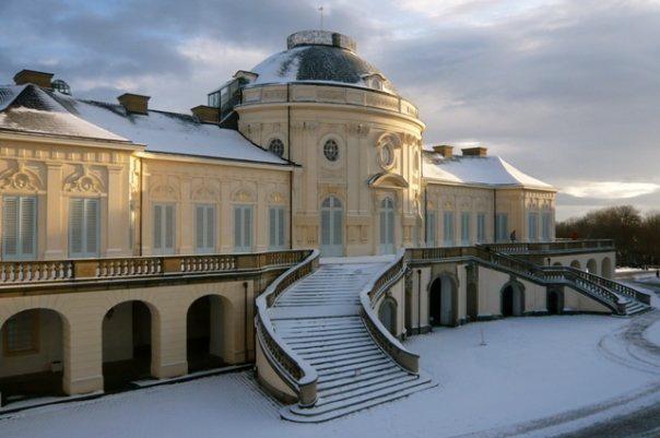 Akademie Schloss Solitude. Photo courtesy of Akademie's press department.