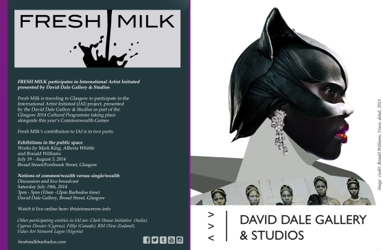Fresh Milk IAI Poster