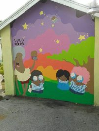 St. Boniface Mural project