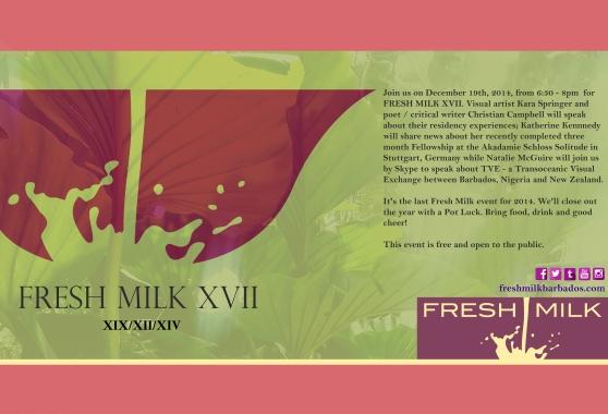 Fresh Milk XVII