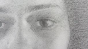Jordan Clarke's face studies