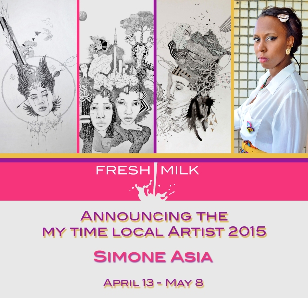 Simone My Time 2015