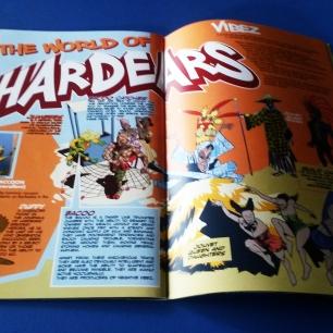 Hardears by Matthew Clarke