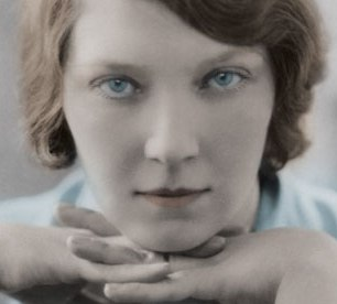 Jean Rhys. Photograph courtesy of Bloomsbury