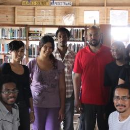 Saada Branker's workshop on long-form journalism.