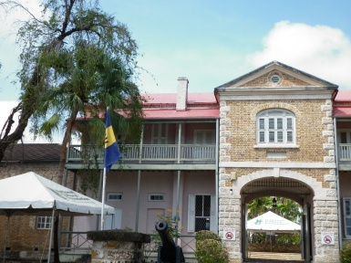 Barbados Museum & Historical Society exterior