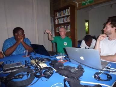 Sound workshop Session II