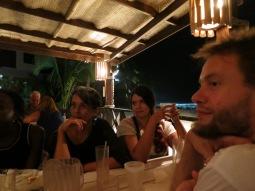 Lime at Tiki Bar