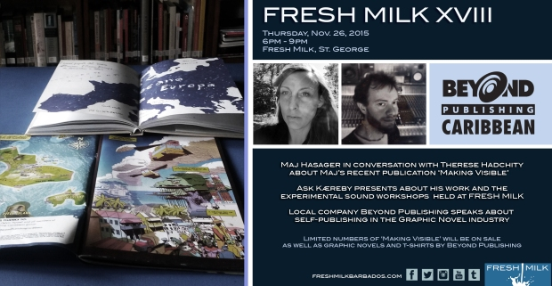 FRESH MILK XVIII_Flyer