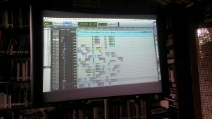 Looking at sound editing programmes