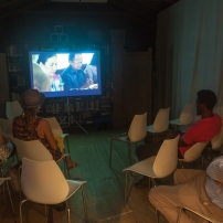 Screening Maj Hasager's film 'We Will Meet in the Blind Spot'