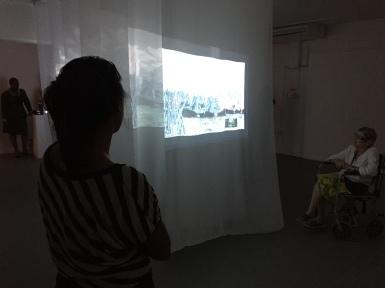 Versia Harris' exhibition 'This Quagmire' at Punch Creative Arena