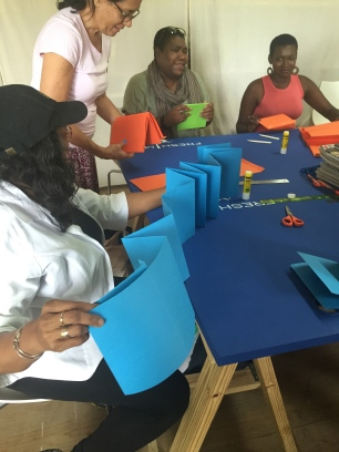 The Art of the Book workshop