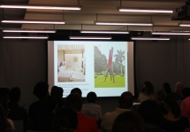 Veerle Poupeye's presentation about the National Gallery of Jamaica