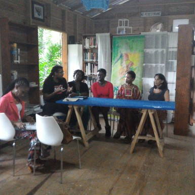 Launch of the NCF and Fresh Milk collaborative Emerging Directors Residency