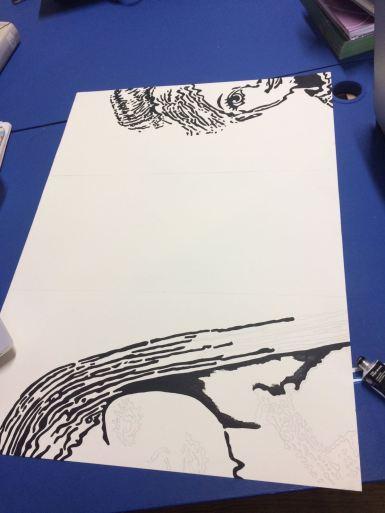 Work in progress by Leann Edghill