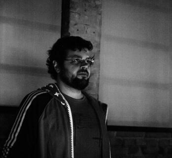 Danilo Oliveira. Photo by Natalia Garcia