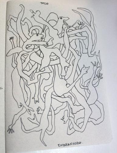 Sketch by Danilo Oliveira