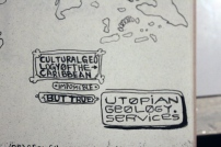 """""""Utopian Geology Services"""" The Cultural Geology of the Caribbean."""